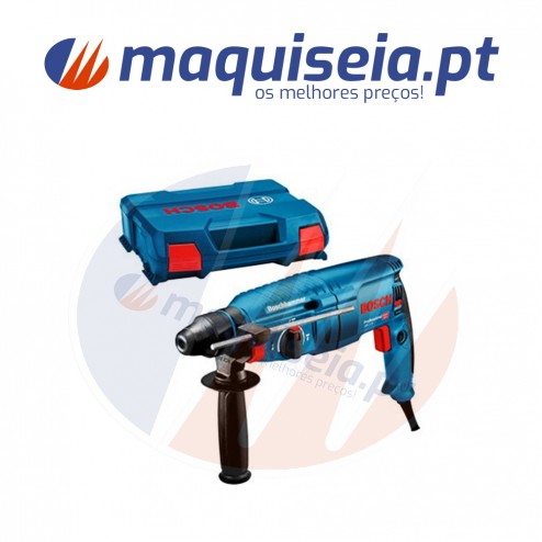 Martelo Perfurador 790W 2,5J Bosch GBH 2-25 Professional