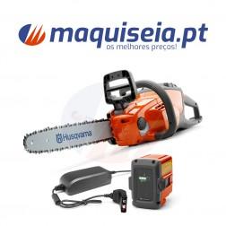 Motosserras Husqvarna 120i + kit Bateria