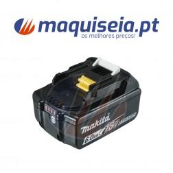 Bateria Makita BL1860B 18V 6.0Ah Com indicador de carga