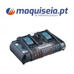 Makita Carregador de 2 portas 18V DC18RD Lítio-ion