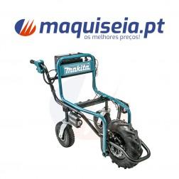 Makita Carro de Mão 18V DCU180Z + Kit de Baterias