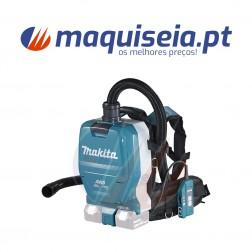 Makita AWS Aspirador DVC265ZXU + Kit de baterias 1