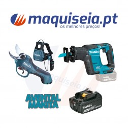 Kit Poda Makita Tesoura+Serra+Extras