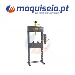 Prensa Hidráulica Com Manómetro Winntec Y461501