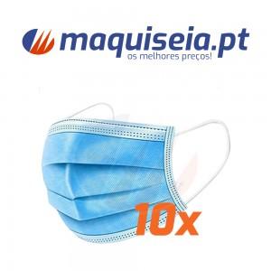 Mascaras Cirurgicas 10un