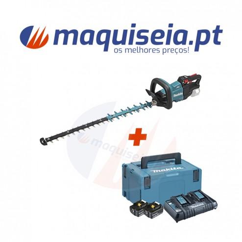 Makita Corta-Sebes a Bateria 18V DUH751Z + Kit de Baterias