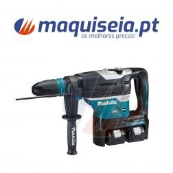 Makita AWS MARTELO COMBINADO DHR400PT2U + Kit de percussão