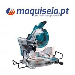 Makita AWS Serra de Esquadria Telescópica DLS111ZU + Kit de baterias 1