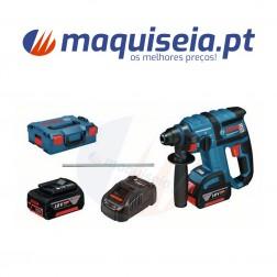 Bosch Martelo Perfurador GBH18V-EC + 2X5,0Ah