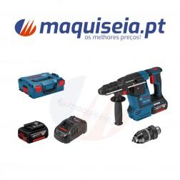 Bosch Martelo Perfurador GBH 18V-26 F + 2X5,0 AH + L-BOXX