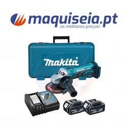 Makita Minirebarbadora 18V DGA452RME