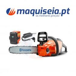 Husqvarna Motosserra Kit 120i + QC80 +BLi20