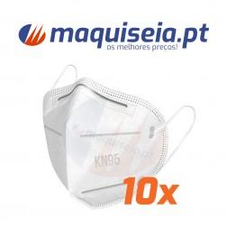 Mascaras FFP2 KN95 10un