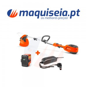 Roçadora Husqvarna Kit 115iL + QC80 + BLi10